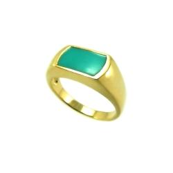 טבעת גולדפילד דגם תבור טורקיז