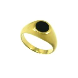 טבעת גולדפילד דגם כרמל אוניקס