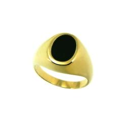 טבעת גולדפילד דגם ירדן אוניקס