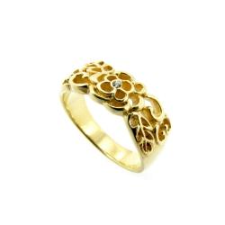 טבעת גולדפילד תחרה דגם הגר