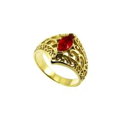 טבעת גולדפילד תחרה דגם יסמין