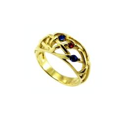 טבעת גולדפילד תחרה דגם יהב