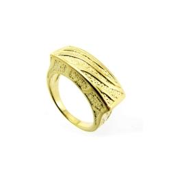 טבעת גולדפילד תחרה דגם משי