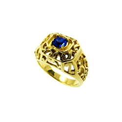טבעת גולדפילד תחרה דגם רעות