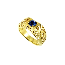 טבעת גולדפילד תחרה דגם סביון